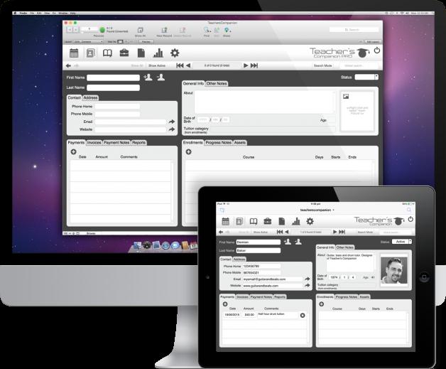 Teacher's Companion PRO Unlocked for iMac, iPad, iPhone and Windows PC
