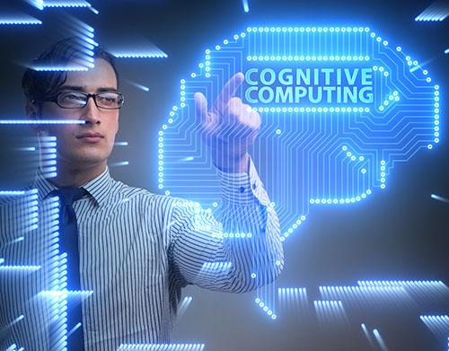 Cognitive computing concept as modern technology - FileMaker and Teacher's Companion